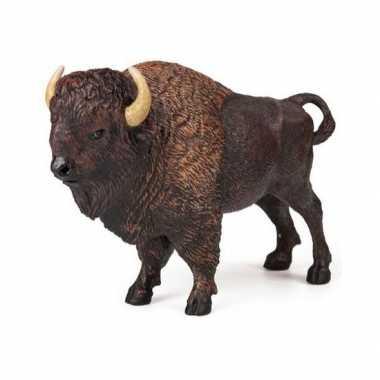 Plastic buffel 14,5 cm