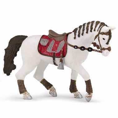 Plastic trendy paard 14 5 cm